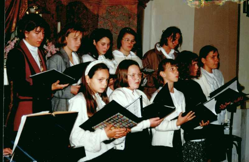 Ifjúsági Énekkar 2008 1
